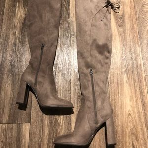 Marc Fisher Nio Over The Knee Boot